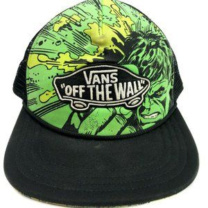 VANS Of The Wall Snapback Hat One Size